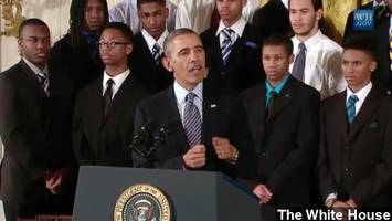 obama announces program to help young minority men